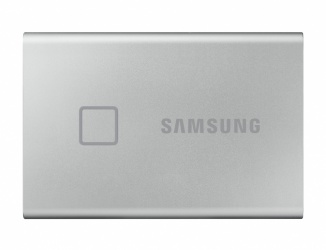 SSD Externo Samsung MU-PC1T0S, 1TB, USB-C, Plata