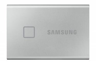 SSD Externo Samsung MU-PC500S, 500GB, USB-C, Plata