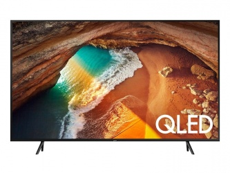 "Samsung Smart TV Class Q60R QLED 43"", 4K Ultra HD, Widescreen, Negro"