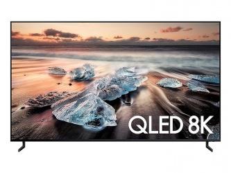 "Samsung Smart TV QLED QN65Q900RBF 65"", 8K Ultra HD, Widescreen, Negro"