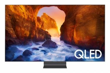 "Samsung Smart TV OLED QN65Q90RAFXZA 64.5"", 4K Ultra HD, Widescreen, Negro"