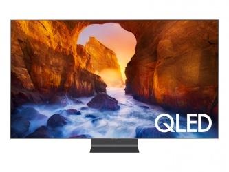 """Samsung Smart TV Class Q90R QLED 75"""", 4K Ultra HD, Widescreen, Negro"""