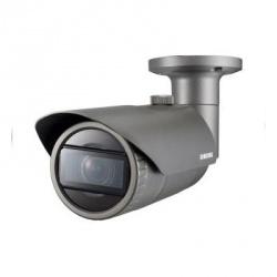 Samsung Cámara IP Bullet IR para Interiores/Exteriores QNO-7080R, Alámbrico, 2720 x 1536 Pixeles, Día/Noche