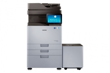 Multifuncional Samsung SL-K7600LX, Blanco y Negro, Láser, Print/Scan/Copy