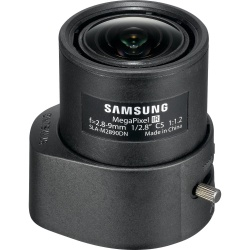 Samsung Lente Varifocal SLA-M2890DN, 2.8 ~ 9mm, 3MP, Ángulo 33.7°-104.2°, Negro