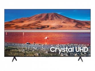 "Samsung Smart TV LED UN43TU7000FXZA 42.5"", 4K Ultra HD, Widescreen, Negro"