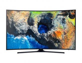 Samsung Smart TV Curva LED 55MU6350 55'', 4K Ultra HD, Widescreen, Negro