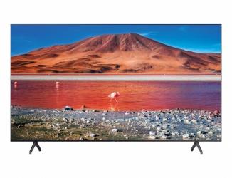 """Samsung Smart TV LED UN55TU7000FXZX 55"""", 4K Ultra HD, Widescreen, Negro/Gris"""