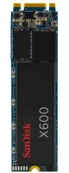 SSD SanDisk X600, 128GB, SATA III, M.2