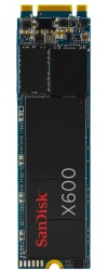 SSD SanDisk X600, 2TB, SATA III, M.2