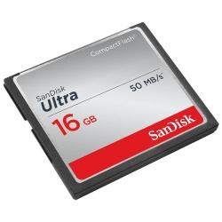 Memoria Flash SanDisk Ultra 16GB CompactFlash