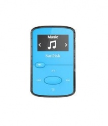 SanDisk Reproductor MP3 Clip Jamp, 8GB, USB 2.0, Azul