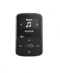 SanDisk Reproductor MP3 Clip Jam, 8GB, USB 2.0, Negro