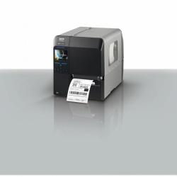 Sato CL408NX, Impresora de Etiquetas, Térmica Directa, 203DPI, Paralelo, Negro