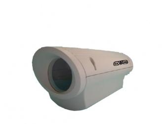 Saxxon Gabinete para Cámara IR HO619XIR, con Enfriador/Calentador, Blanco