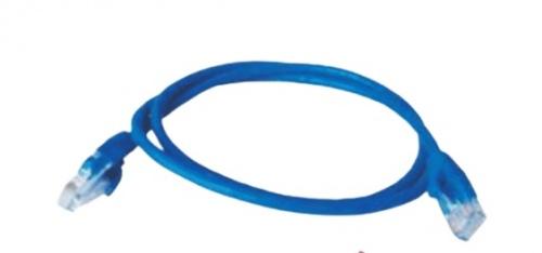 SBE Tech Cable Patch Cat5e UTP RJ-45 Macho - RJ-45 Macho, 2 Metros, Azul