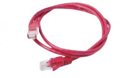SBE Tech Cable Patch Cat5e UTP RJ-45 Macho - RJ-45 Macho, 3 Metros, Rojo