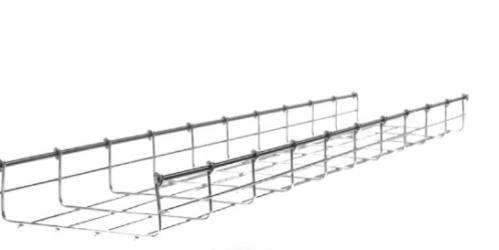 SBE Tech Charolla tipo Malla, 5.4 x 20cm, Acero