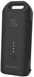 Cargador Portátil Scosche Power Bank GoBAT 5200, 5200mAh, Negro
