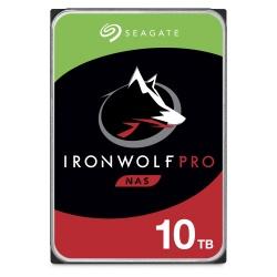Disco Duro para NAS Seagate IronWolf Pro 3.5'' de 1 a 16 Bahías, 10TB, SATA III, 6 Gbit/s, 7200RPM, 256MB Cache