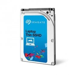 Disco Duro Híbrido Seagate SSHD 2.5'', 1TB, SATA, 6 Gbit/s, 5400RPM, 64MB Cache