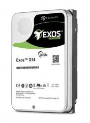 Disco Duro para Servidor Seagate EXOS X14 3.5