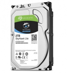 Disco Duro para Videovigilancia Seagate SkyHawk 3.5'', 2TB, SATA III, 6 Gbit/s, 64MB Cache