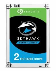 Disco Duro para Videovigilancia Seagate SkyHawk 3.5'', 2TB, SATA III, 6 Gbit/s, 5900RPM, 64MB Cache