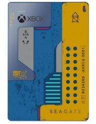 Disco Duro Externo Seagate Game Drive 2.5'', 2TB, USB 3.0, CyberPunk 2077 Special Edition - para Xbox