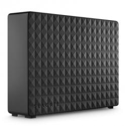 Disco Duro Externo Seagate Expansion Desktop, 6TB, USB, Negro