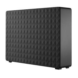 """Disco Duro Externo Seagate Expansion 3.5"""", 8TB, USB 3.0, Negro"""