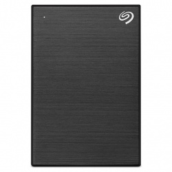 Disco Duro Externo Seagate Backup Plus Portable, 4TB, USB, Negro - para Mac/PC