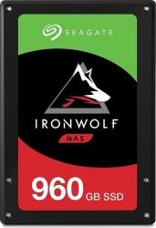 SSD para NAS Seagate IronWolf 110, 960GB, SATA III, 2.5