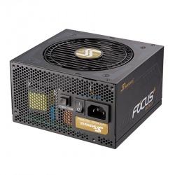 Fuente de Poder Seasonic FOCUS 80 PLUS Gold, 20+4 pin ATX, 120mm, 650W