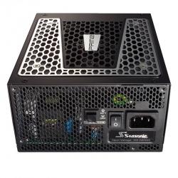 Fuente de Poder Seasonic Prime Ultra 80 PLUS Titanium, 20+4 pin ATX, 135mm, 750W