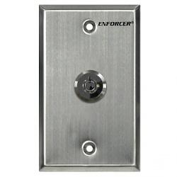 Seco-Larm Placa con Interruptor de Llave SD-72051-V0