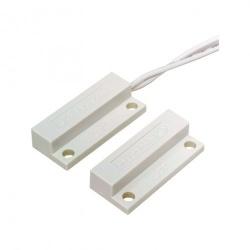 Seco-Larm Contacto Magnético SM-205Q/W para Puertas/Ventanas, Blanco