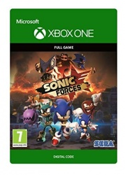 Sonic Forces, Xbox One ― Producto Digital Descargable