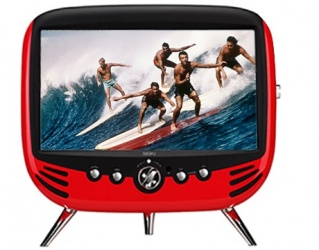 "Seiki TV LED SE22FR01 21.5"", Full HD, Widescreen, Rojo"