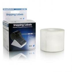 Seiko Instruments Rollo de Etiquetas SLP-SRL, Térmica Directa, 5.4 x 10.1cm, 220 Etiquetas, Blanco
