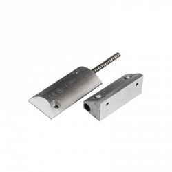 SFire Contacto Magnético SF-3014-C para Piso, Alámbrico, Aluminio