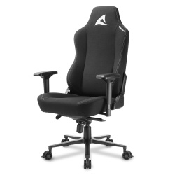 Sharkoon Silla Gamer Skiller SGS40 Fabric, hasta 150Kg, Negro