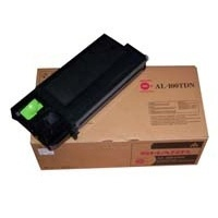 Sharp Kit Toner y Revelador AL204TD Negro, 6000 Páginas