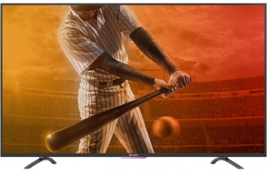 Sharp Smart TV LED N4000U 42.5'', Full HD, Widescreen, Negro