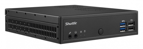 Shuttle XPC Slim DH02U3, Intel Core i3-7100U 2.40GHz (Barebone)