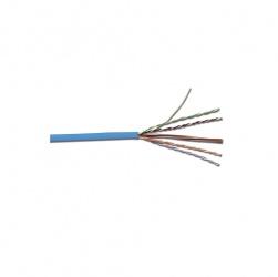 Siemon Bobina de Cable UTP Cat6a 4 Pares, 305 Metros, Azul