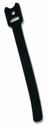 Siemon Cintillo VCM-25-12-01, 10.5cm, Negro, 25 Piezas