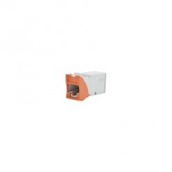 Siemon Conector RJ-45 para Cable UTP Cat6, Naranja
