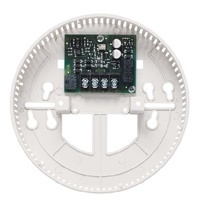 Silent Knight Base de 6'' con Módulo Aislador para Detectores Análogos, Blanco