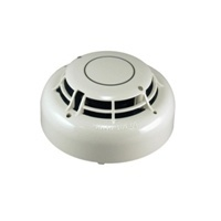 Silent Knight Detector Térmico de Temperatura Fija, Alámbrico, 57°C - 65°C